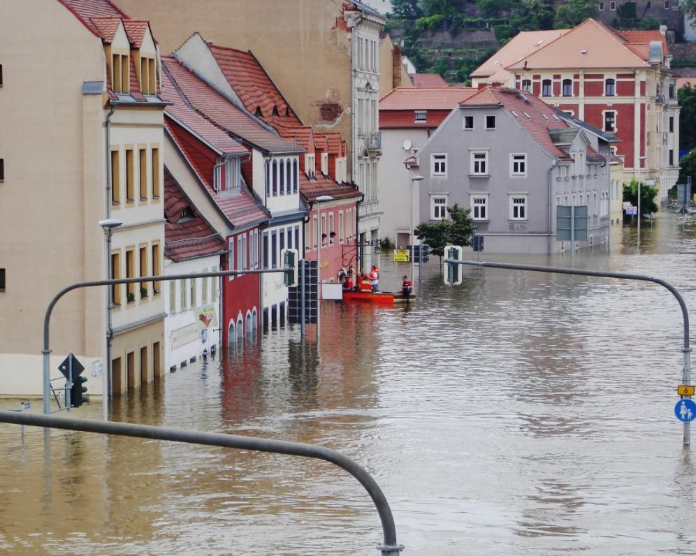Povodně a ceny nemovitostí